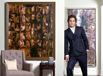 Diego Boneta GQ Shoot Los Angeles