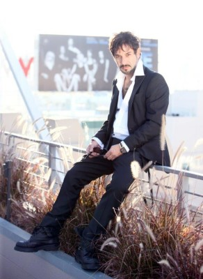 Miguel Rodarte GQ Shoot Los Angeles