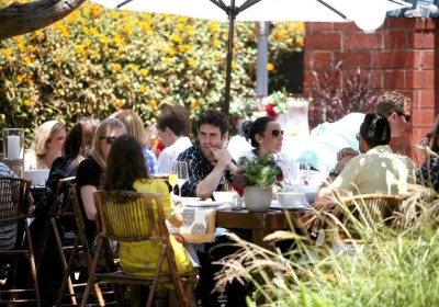 One Fine Stay Family Friends Brunch Event Venice Los Angeles